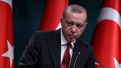 Turkish president arrives in Tehran for summit on Syria - Tasnim news agency