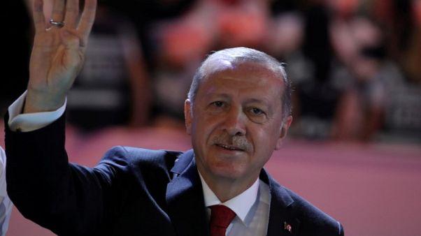 وكالة تسنيم: الرئيس التركي يصل طهران للمشاركة في قمة بشأن سوريا