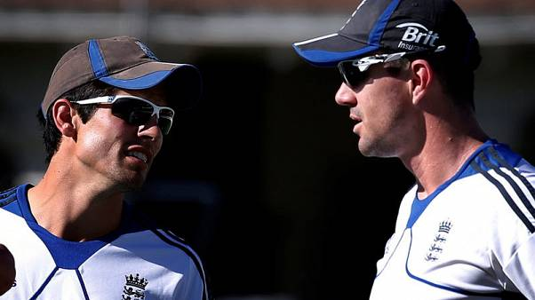 Cook hopes time can mend relationship with Pietersen