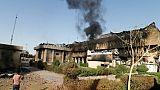 Irak: Bassora à feu et à sang, des manifestants brûlent le consulat d'Iran