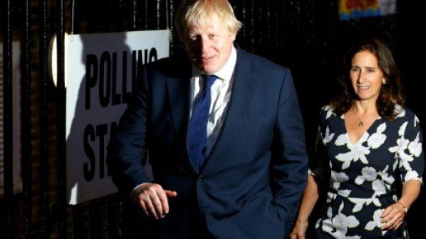 Boris Johnson et sa femme annoncent leur séparation