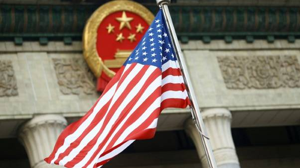 We must face China together, new U.S. envoy to Brussels tells EU