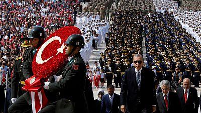 Turkey jails filmmaker for movie portraying execution of Erdogan