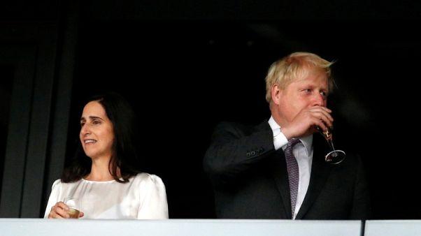 وزير خارجية بريطانيا السابق جونسون يبدأ إجراءات الطلاق من زوجته