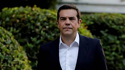 Greek PM to promise economic relief after years of bailout austerity