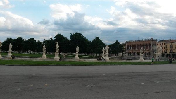 Barriere amovibili in 'Prato' a Padova