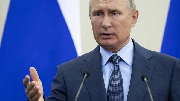 بوتين: نأمل أن يستسلم المتشددون في إدلب