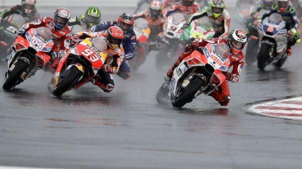 Lorenzo, Rossi-Marquez? sbagliano