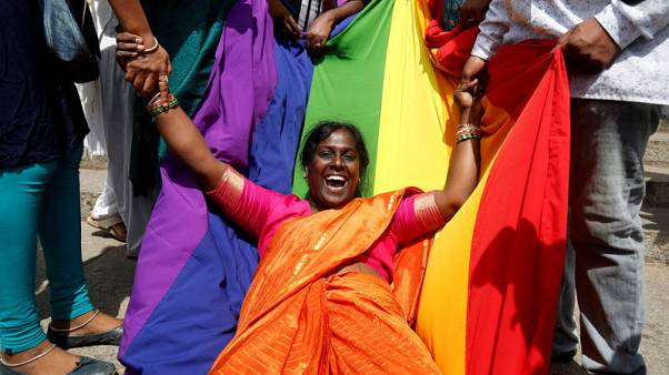 Gay rights rule change sets up cultural battle in conservative India