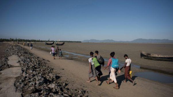 """Déportation des Rohingyas : la Birmanie """"rejette"""" la compétence de la CPI"""