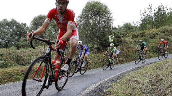 Vuelta: O.Rodriguez vince 13ma tappa