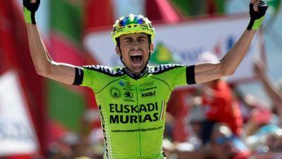 Tour d'Espagne: première pour Rodriguez, Herrada toujours premier