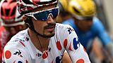Tour de Grande-Bretagne: Alaphilippe lorgne sur la victoire finale