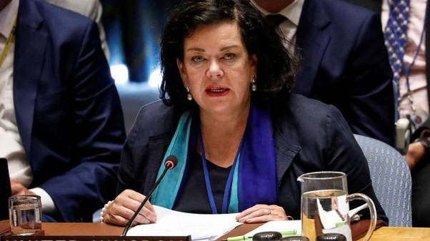 Britain warns Syria at U.N.: 'More babies in Idlib' than 'terrorists'