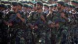 الحرس الثوري الإيراني يقول إنه قتل 6 مسلحين أكراد قرب حدود العراق