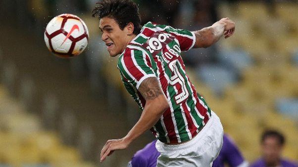 Fluminense,da Europa richieste per Pedro