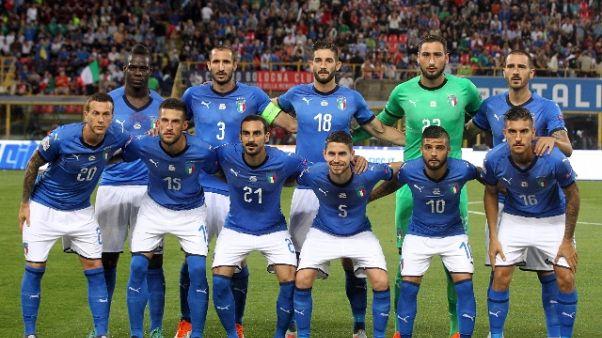 Donnarumma, Italia brava a recuperare