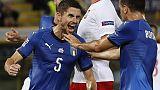 Nations League, Italia-Polonia 1-1