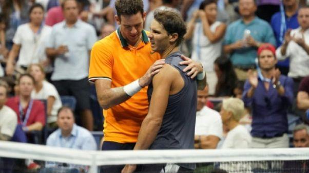 US Open: Nadal à genoux, dernier acte Djokovic-Del Potro