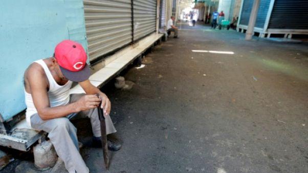 Nicaragua : la grève bien suivie à Managua à l'appel de l'opposition