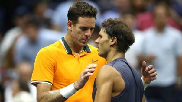 """US Open: Del Potro va """"tenter de créer encore la surprise"""""""
