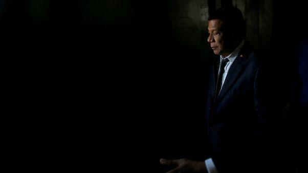 Filipinos' trust in Duterte falls to lowest level - survey