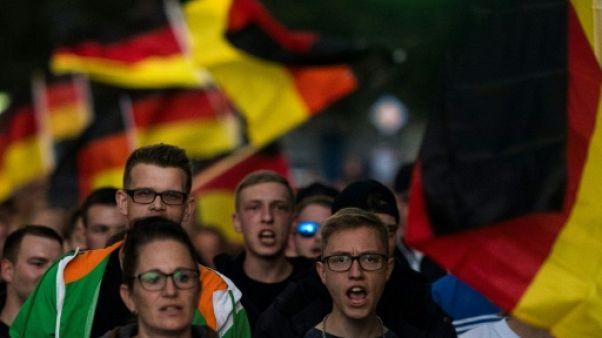 Chemnitz, creuset d'une Allemagne sous tension sur les migrants