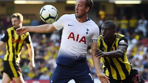 Kane:Difficile confronto con Messi e CR7