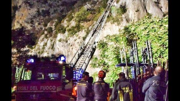 Migranti intrappolati sul Col de Mort