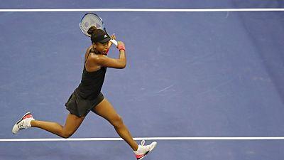 Japan charmed by 'new heroine' Osaka after Grand Slam breakthrough