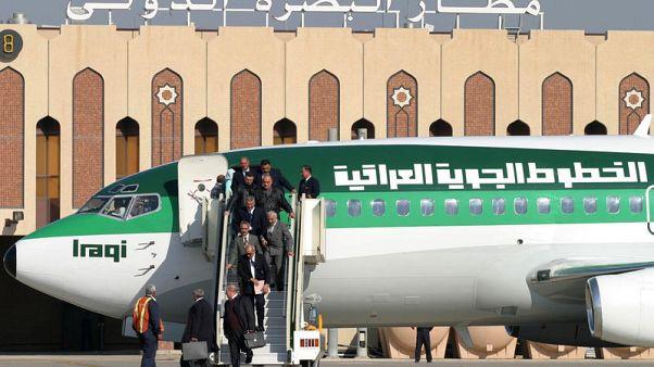 مصادر: استهداف مطار البصرة العراقي بصواريخ ولا ضحايا