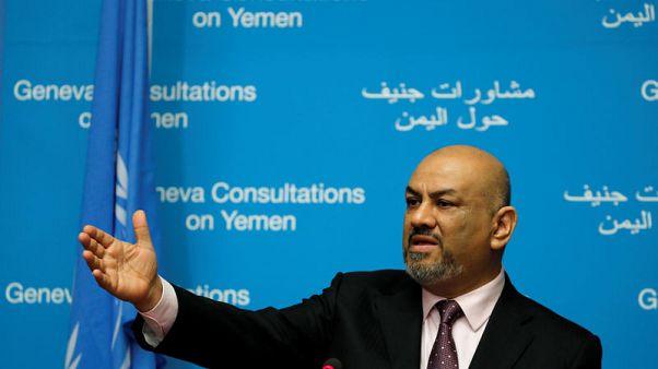 اليمن يتهم الحوثيين بمحاولة تخريب محادثات السلام