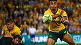 Rugby Championship - L'Australie de Cheika souffle