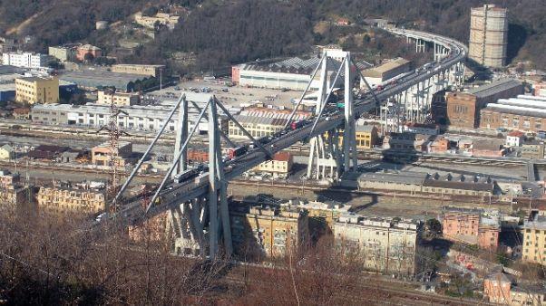 Crollo ponte:due gli incidenti probatori