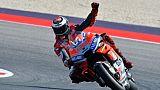 GP de Saint-Marin: pole record pour Lorenzo, Marquez 5e sur la grille
