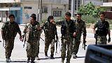 مقتل 18 في اشتباكات بين الجيش السوري والأكراد في القامشلي