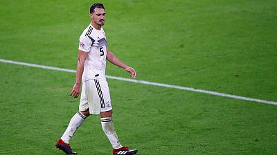 Germany's Hummels to miss Peru game; Schulz and Brandt to start