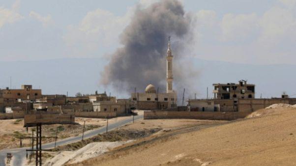 """Syrie: """"Peur immense"""" à Idleb (chef des services de santé)"""