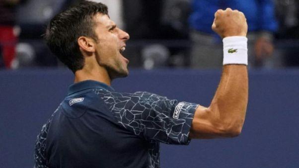 US Open: Djokovic-Del Potro, pour consacrer leur second souffle