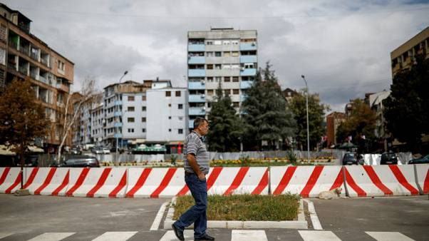 Serbia's Vucic says long road ahead in talks with Kosovo