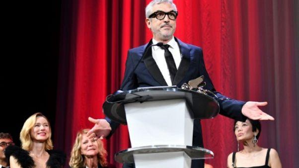 """Mostra de Venise: le Lion d'or pour """"Roma"""" du Mexicain Alfonso Cuaron"""