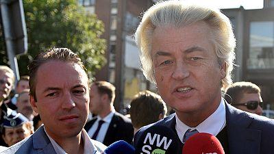 Shaken Dutch lawmaker Wilders says no more Prophet cartoons, for now