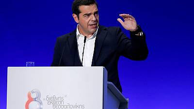 Greek PM Tsipras unveils tax cuts ranging from corporate to VAT