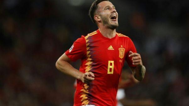 Ligue des nations: l'Espagne remporte contre l'Angleterre le premier match de l'ère Luis Enrique