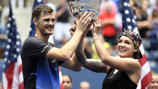 Murray, Mattek-Sands win U.S. Open mixed doubles