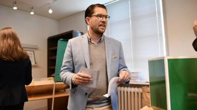 Suède: le Premier ministre tend la main à l'opposition face à l'extrême droite
