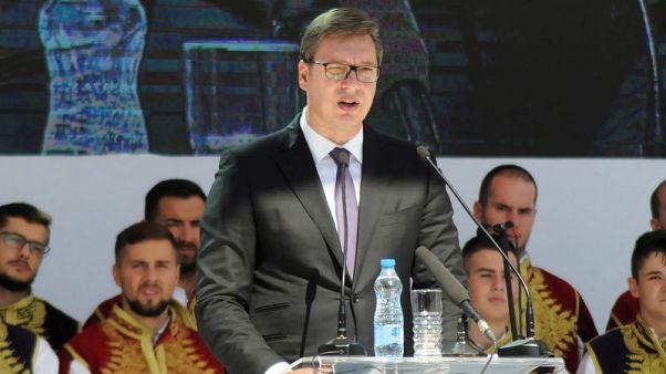 رئيس صربيا يقول إنه ملتزم بالتسوية مع كوسوفو
