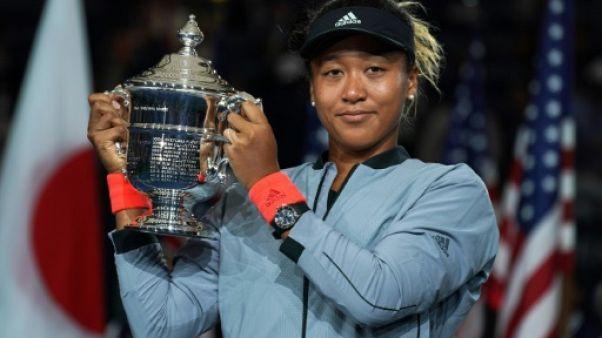 US Open: Naomi Osaka, la nouvelle égérie du Japon