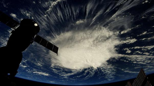 Hurricane Florence strengthens, churns toward U.S. Southeast coast