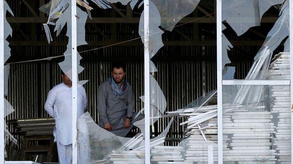 مقتل 7 أشخاص جراء انفجار قرب موكب بالعاصمة الأفغانية